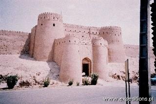 Iran, Bam