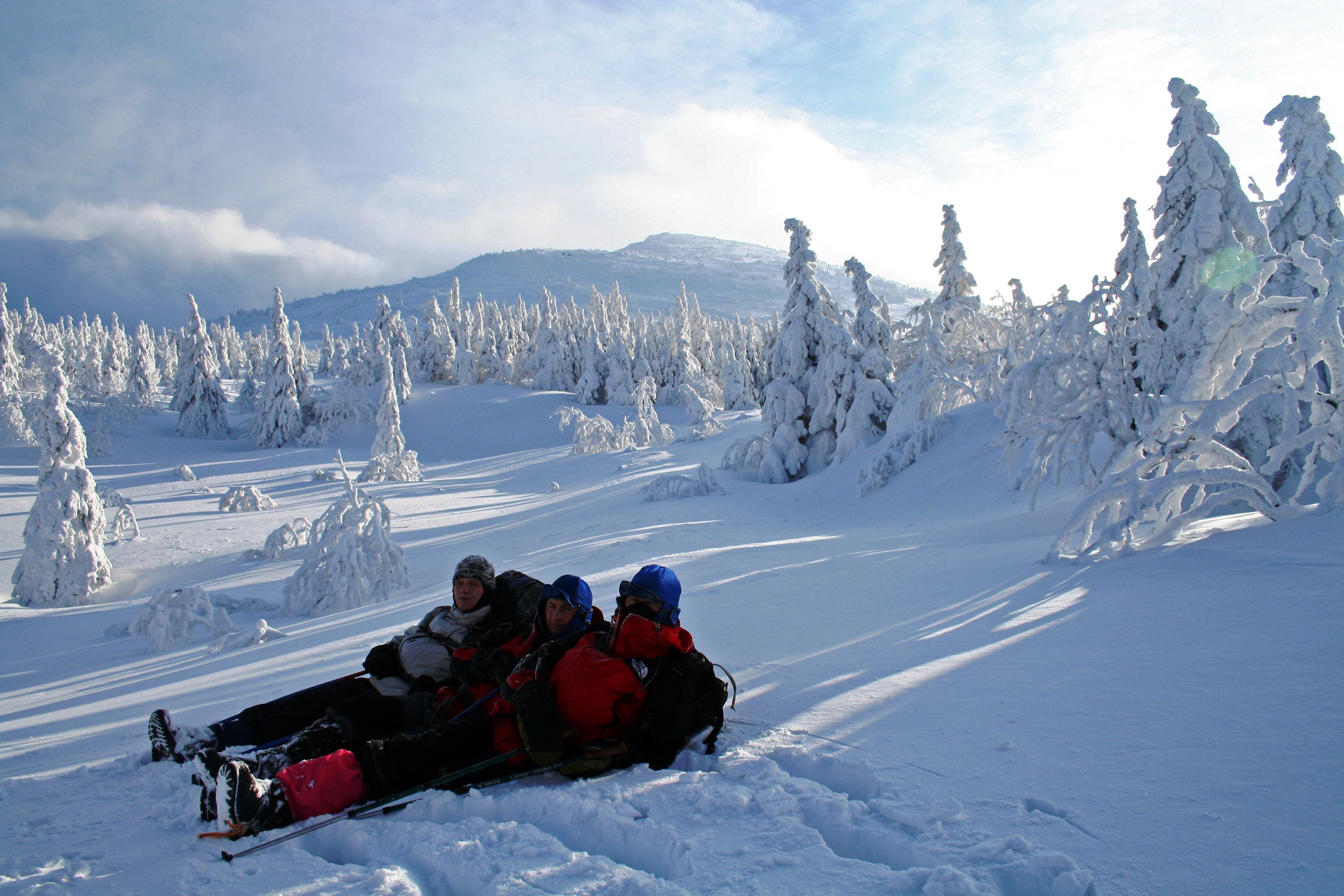 Kurs Polarny - Kurs Zimowy