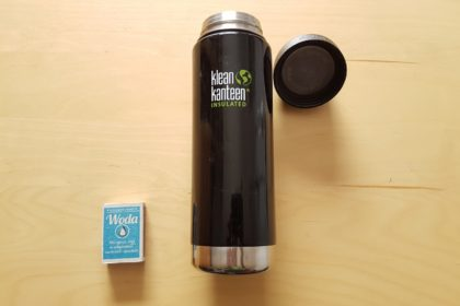 Klean Kanteen Termos Wide Insulated