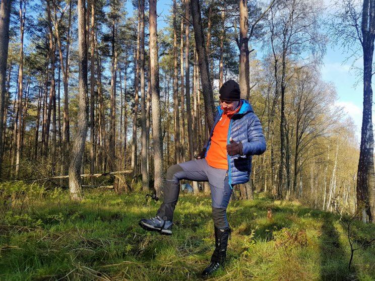 Abisko Trekking Tights recenzja