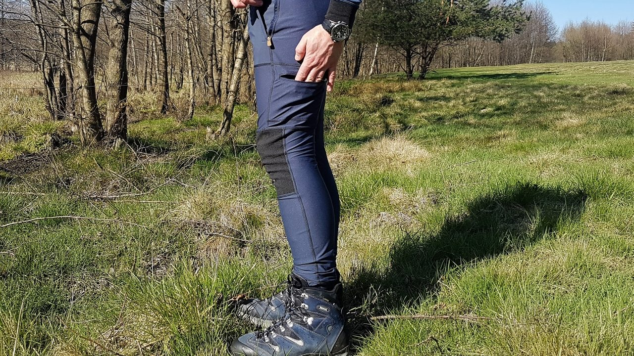 Abisko Trekking Tights test spodni