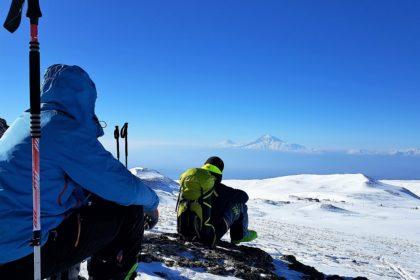 Wyprawa narciarska do Armenii na Mały Kaukaz