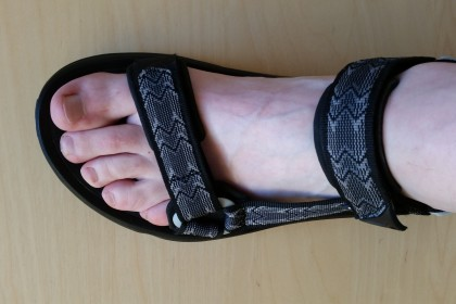 Sandały TEVA Terra FI 4