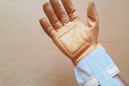 Hestra Skullman test rękawiczek