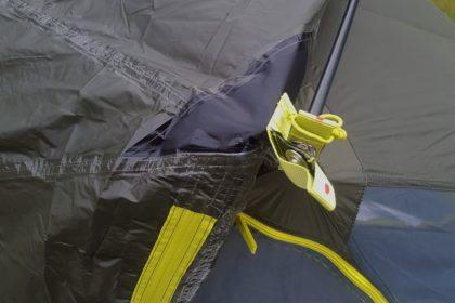Materiał wykonania namiotu Ferrino Atrax 2