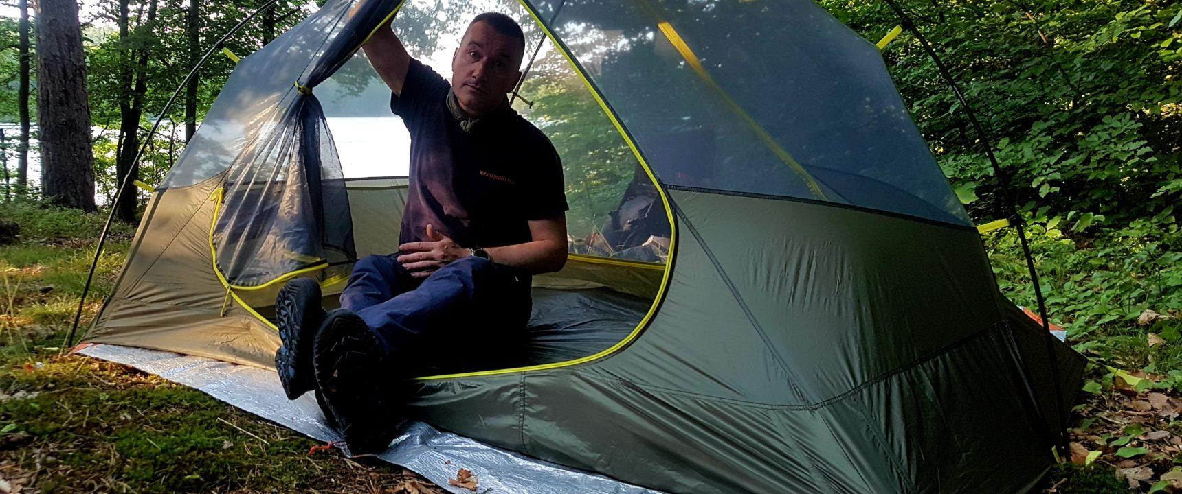 Ferrino Atrax 2 namiot