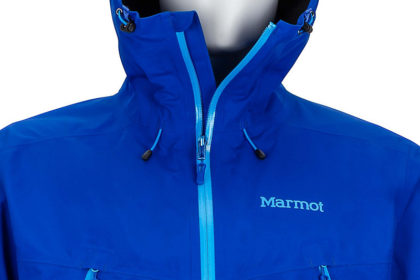 Marmot Knife Egde Jacket test