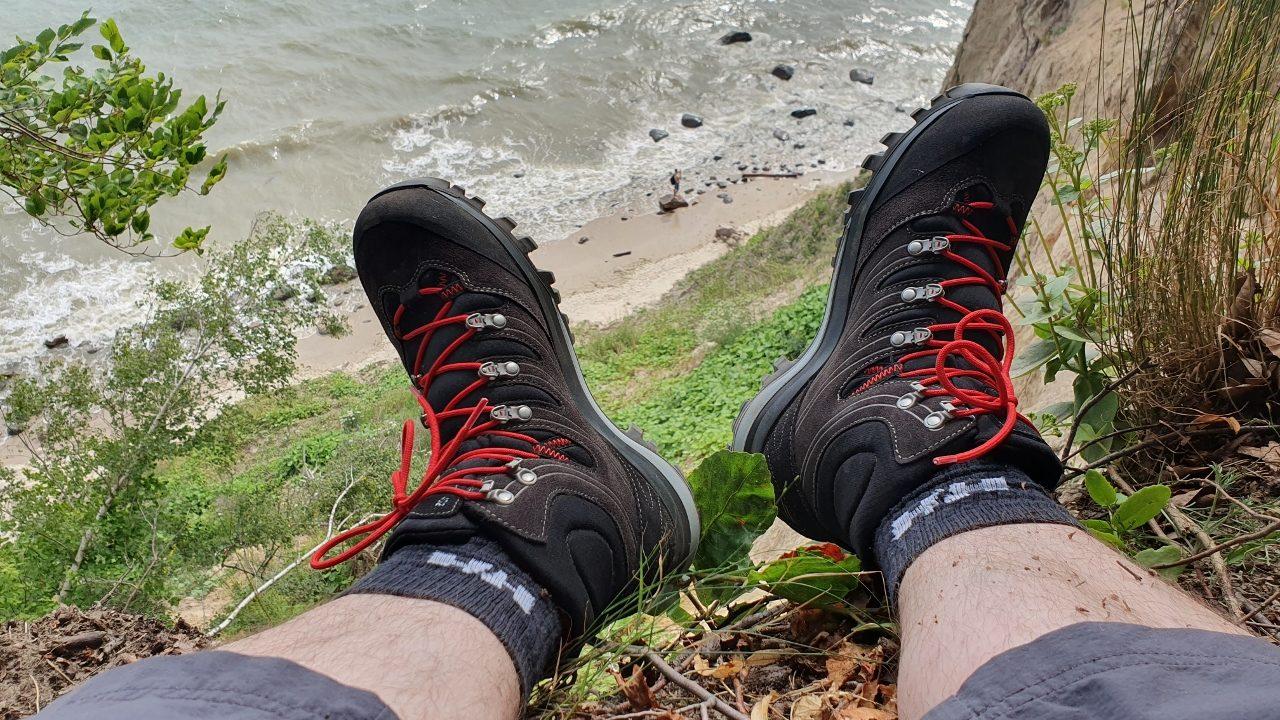 AKU Alterra GTX test butów